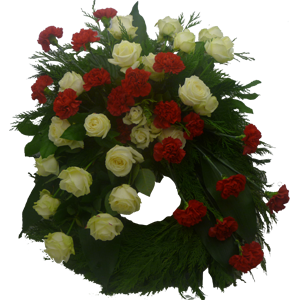 röd_vit_begravningskrans