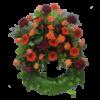 vacker_begravningskrans_höst_färger
